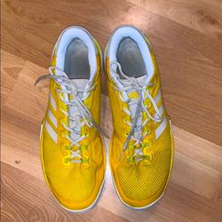 Adidas Shoes | Adidas Protection Sports Shoes Yellow Size 11.5 | Color: Yellow | Size: 11.5