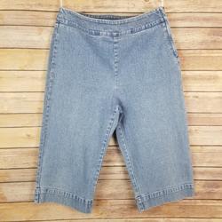 Ralph Lauren Jeans | Lauren Jeans Co Ralph Lauren Jeans Capri Size 8 | Color: Blue | Size: 8