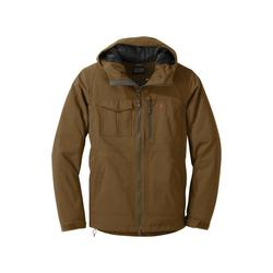 Outdoor Research Men's Apparel & Clothing Blackpowder II Jacket - Men's Saddle Extra Large