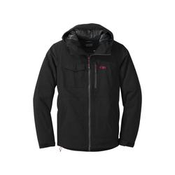 Outdoor Research Men's Apparel & Clothing Blackpowder II Jacket - Men's Black Extra Large