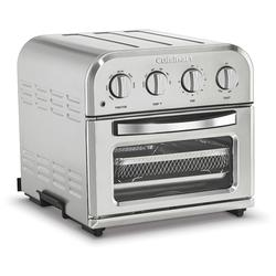 Cuisinart Compact Air Fryer Toaster Oven, Silver