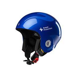 Sweet Protection Casque de Ski/Snowboard Unisexe pour Adulte Bleu Course Taille LXL