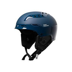 Sweet Protection Casque de Ski/Snowboard Unisexe pour Adulte Bleu Marine Taille S