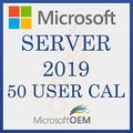 MS Server 2019 User 50 CAL  RDS  Licence de Vente au Détail   Licence Toute une Vie, Informations Sur Licence et Activation Numéro d'Amazon Vous Serez Envoyé par Message – Entre 0-10 heures
