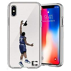 iPhone 6/6S iPhone 7/iPhone 8 Case Epic Cases Ultra Slim Crystal Clear Basketball Series Soft Transparent TPU Case Cover Apple (iPhone 6/6s) (iPhone 7) (iPhone 8) - The Claw (iPhone 6/7/8)
