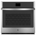 """GE JTS5000SN GE® 30"""" Built-In Convection Single Wall Oven Stainless Steel"""