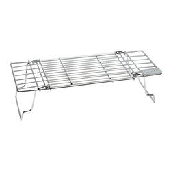Cuisinart Adjustable Warming Grill Rack in Brown/Gray, Size 4.06 H x 21.75 W x 7.06 D in | Wayfair CGR-770