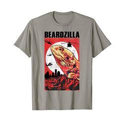 Bearded Dragon Tee Gift Beardzilla Funny Bearded Dragon T-Shirt