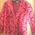 Lilly Pulitzer Jackets & Coats | Lily Pulitzer 100% Cotton Pink Embroidered Jacket | Color: Pink | Size: 8