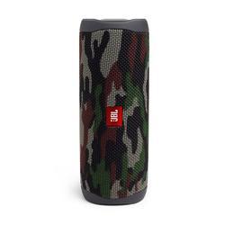 JBL Flip 5 Portable Waterproof Bluetooth Speaker, Green