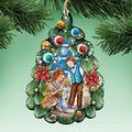 G. Debrekht Nutcracker Christmas Ornaments - Christmas Tree Decor - Decorative Holiday Ornament 8119184
