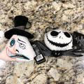Disney Other | Nightmare Before Christmas Backpack Clips | Color: Black | Size: Os