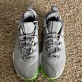 Nike Shoes | Mens Lebron James 23 Nike Zoom Basketball Shoes | Color: Gray/Green | Size: 10