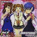 Radio CD (Eriko Nakamura, Asami Imai, Mayako Nigo) - Radio CD Im@Studio Vol.9 (CD+CD-ROM) [Japan CD] IMAS-9