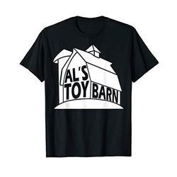 Disney Pixar Toy Story Al's Toy Barn Logo T-Shirt