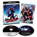 Spider-M Spider-Man Spider-Verse 4K ULTRA HD & Blu-ray Set (Limited To First Production) [4K + Blu-ray] JAPANESE EDITION