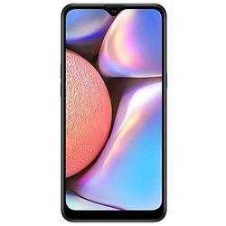 "Samsung Galaxy A10s (32GB, 2GB RAM) 6.2"" HD+ Infinity-V Display, 13MP+2MP Dual Rear Camera+8MP Front Facing Camera- 4G LTE Dual SIM GSM Factory Unlocked A107M/DS (Latin Specs) (Black, Single SIM)"
