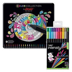 BIC Color Collection by Conte Felt Pen, CBBC44EC-AST