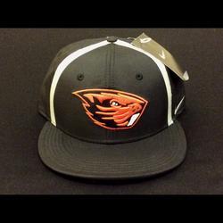 Nike Accessories | *Brand New* $30 - Nike - Oregon State Beavers Hat | Color: Black/Orange | Size: Hat : Snapback