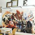 RoomMates RMK11404M Marvel Adam Ross Peel and Stick Wallpaper Mural - 10.5 ft. x 6 ft.