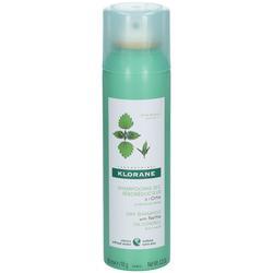 KLORANE Shampooing Sec Séborégulateur à l'Ortie ml spray