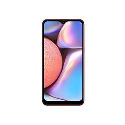 "Samsung Galaxy A10s (32GB, 2GB RAM) 6.2"" HD+ Infinity-V Display, 13MP+2MP Dual Rear Camera+8MP Front Facing Camera- 4G LTE GSM Factory Unlocked A107M/DS (Latin Specs) (RED, Single SIM)"