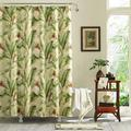 Tommy Bahama Palmiers Shower Curtain, 72 x 84, Green