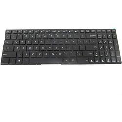 Laptop Keyboard for Asus Q503U Q503UA N543U N543UA N593UB Q534UX Q551LN Q552 Q552U Q552UB Q553UB Q551LB Q551LK Q551 Q551L Q553U Q524U Q524UQ Without Frame US Black English Keyboard with Backlit