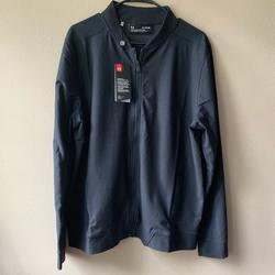 Under Armour Jackets & Coats   Brand New Lightweight Under Armor Jacket   Color: Black   Size: Xl
