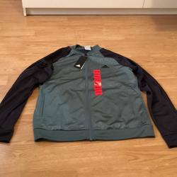 Adidas Jackets & Coats   Brand New Adidas Track Jacket( Bomber Jacket)   Color: Black/Green   Size: M