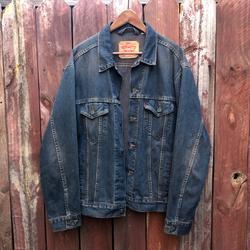 Levi's Jackets & Coats | Levi'S Denim Trucker Jean Jacket 70507 | Color: Blue | Size: L