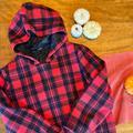 Kate Spade Jackets & Coats | Kate Spade Saturday Buffalo Plaid Jacket | Color: Black/Red | Size: M