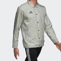 Adidas Jackets & Coats   Adidas Jacket Tango Tan Stadium Jacket Nwt   Color: Tan   Size: S