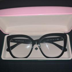 Kate Spade Accessories | Brand New Kate Spade Glasses Sunglasses | Color: Black | Size: Os