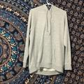 American Eagle Outfitters Tops   American Eagle Grey Sweatshirt   Color: Gray   Size: Xl
