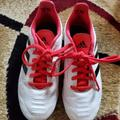 Adidas Shoes | Adidas Kids Ace Soccer Shoes 18.4 Fxg | Color: Red/White | Size: 1.5bb