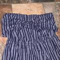 American Eagle Outfitters Pants & Jumpsuits   American Eagle Navy Striped Jumper   Color: Blue/Gray   Size: Xl