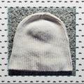 American Eagle Outfitters Accessories   American Eagle Winter Beanie Hat Womens - New   Color: White   Size: Os