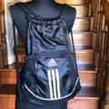 Adidas Bags | Adidas Backpack | Color: Black/White | Size: Os