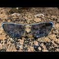 Michael Kors Accessories | Authentic Michael Kors Polarized Sunglasses | Color: Blue/Silver | Size: Os