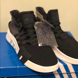 Adidas Shoes | Adidas Man Sports Sneaker Shoe | Color: Black | Size: 11
