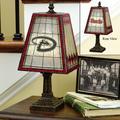 Arizona Diamondbacks 14-Inch Art Glass Lamp