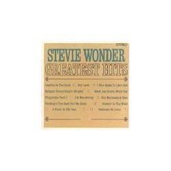 Stevie Wonder - Greatest Hits by Stevie Wonder