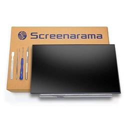 SCREENARAMA New Screen Replacement for NT156WHM-N34, HD 1366x768, Matte, LCD LED Display with Tools