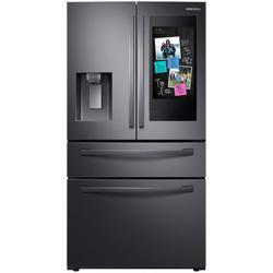 Samsung RF28R7551 36 Inch Wide 27.7 Cu. Ft. Energy Star Rated French Door Refrigerator Fingerprint