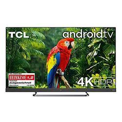 TV LED 4K 140 cm TCL 55EC780 Téléviseur LCD 55 pouces TV Connectée : Smart TV Androit TV Netflix