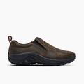 Merrell Men's Jungle Moc Leather SR Work Shoe, Size: 13, Espresso