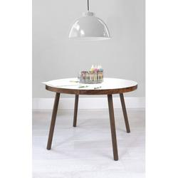 Nico and Yeye Poco Play Table Wood in White, Size 20.5 H in | Wayfair TPOC02-S-W1