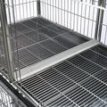 Tucker Murphy™ Pet Ruark Modular Pet Cage Tray Connector, Size 0.3 H x 2.38 W x 23.63 D in   Wayfair 75F4D0F51F71480D97CDB2995A625C64