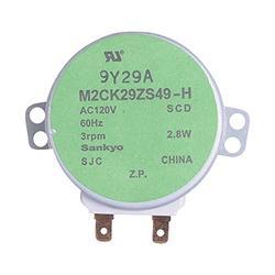 ForeverPRO WB26X172 Motor Turntable for GE Microwave 254053 AH237905 EA237905 PS237905